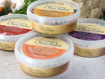 Becki's Olive Salsas