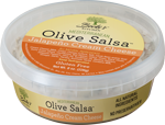 Becki's Jalapeno Cream Cheese Olive Salsa