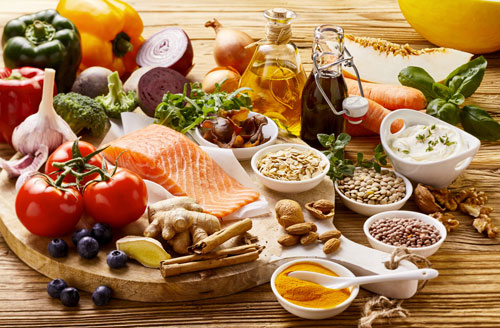 Mediterranean Food Diet